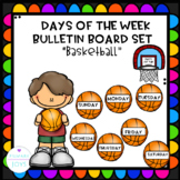 Bulletin Board Set - Days of the Week