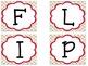 Bulletin Board Set: Flip Flop Back To School Set EDITABLE