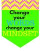Bulletin Board Set - Growth Mindset