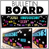 Bulletin Board Set:  Our Students Are... (Positive Qualities)