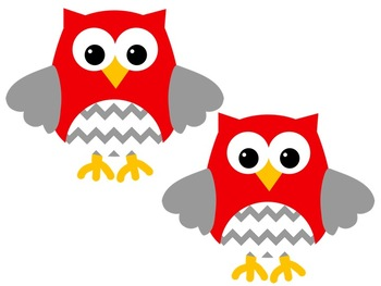 Bulletin Board Set: Owl Themed Back To School Set EDITABLE