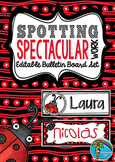 Bulletin Board Set: Spotting Spectacular Work {UK VERSION}
