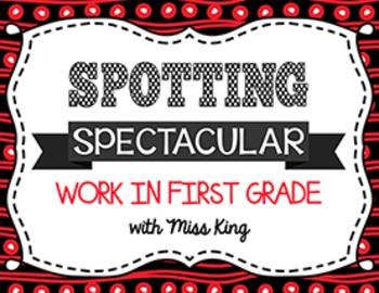 Bulletin Board Set: Spotting Spectacular Work {US VERSION}