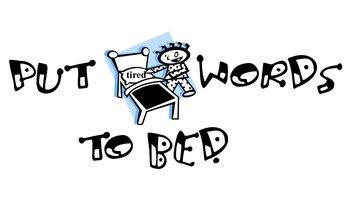 Bulletin Board Set - Tired Words
