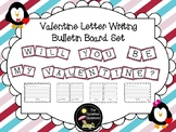 Bulletin Board Set: Valentine Letter Writing
