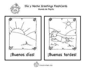 Bulletin Board Set Weather, Seasons, Day/Night Printable Spanish Resources