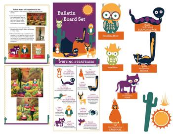 Bulletin Board Set: Writing Strategies