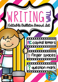 Bulletin Board Set: Writing Wall {US VERSION}