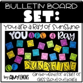 Bulletin Board Set:  You are a Ray of Sunshine