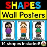 Bulletin Board Shape Posters
