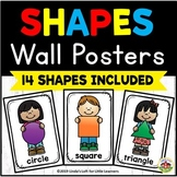 Bulletin Board Shape Posters