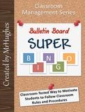 Bulletin Board Super BINGO