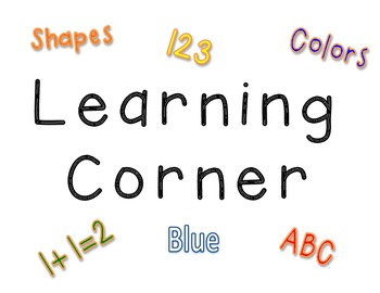 Bulletin Board Titles for Classrooms-Printable