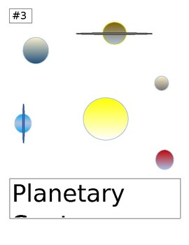 Bulletin Board Visual Aid for Astronomy