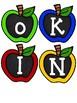 Bulletin Board-Welcome to Kindergarten Letters