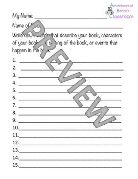 Bulletin Board Word Cloud: Final Book Project