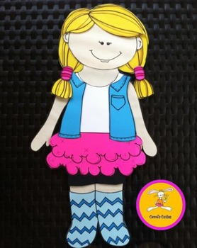 Bulletin Board and Classroom Decorations Dress Up Kids