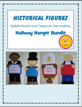 Bulletin Board and Classroom Decorations Historical Bundle