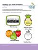 Bulletin Board and Door Display {Fruit Goodness}