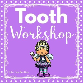 """Back to School -""""Who Lost a Tooth?"""" Bulletin Board and/or Class Book"""