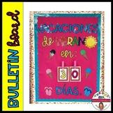 """Bulletin Board countdown: """"Vacaciones de verano en..."""" SPA"""