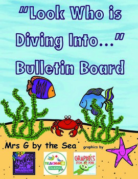 Bulletin Board for Back to School