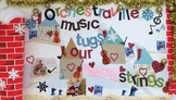 Bulletin Board idea for Orchestra - Orchestraville