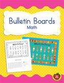 Bulletin Boards: Ideas for Math