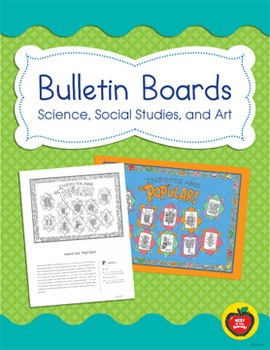 Bulletin Boards: Ideas for Science, Social Studies, and Art