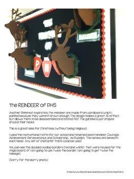Bulletin Boards for Upper Grades