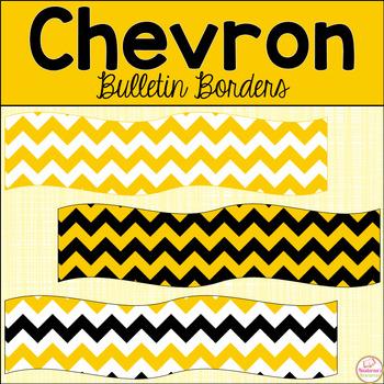 Bulletin Borders [ Chevron ]