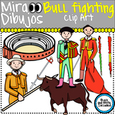 Bullfighting Clip Art Toros
