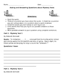 Bullfrog at Magnolia Circle UNIT 1 Worksheets (kid friendly)