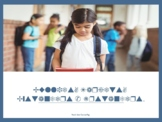 Bullies, Targets and Bystanders