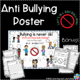 Bullying is never ok! An Anti Bullying Poster and Booklet