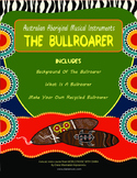 Bullroarer Mini-Lesson Plus MYO Craft
