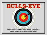 Bulls-Eye Interactive PowerPoint Game Template