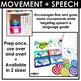 Bullseye Popper Articulation: Low Prep Speech & Language Therapy