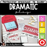 Bullseye Shopping Dramatic Play