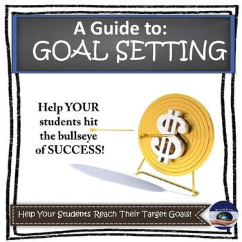 Bullseye Goal Setting for Students