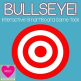 Bullseye Interactive SmartBoard Tool - Great for Classroom Games!