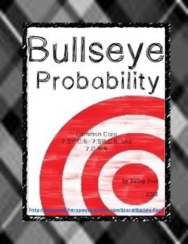 Bullseye Probability and Area Activity