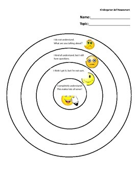 Bullseye Self-Assessment