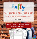 Bully:  A Patricia Polacco Literature Unit
