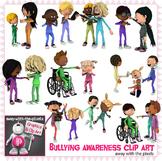 Bully Awareness Clip Art - Clip Art for Teachers - Commerc