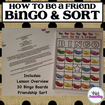 Bully B.E.A.N.S. Inspired Lesson: How To Be A Friend