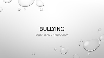 Bully BEAN Book