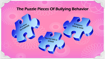 Bully BEANS UP-Stander Character Ed PBIS Lesson w 3 videos Bullying Prevention