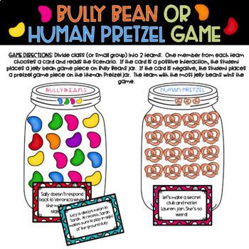 Bully Beans Book Companion