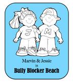 Bully Prevention Skit 3 - Bully Blocker Beach